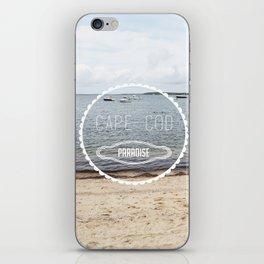 Cape Cod Paradise  iPhone Skin
