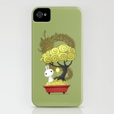 Bonsai Bunny iPhone (4, 4s) Slim Case