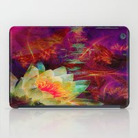 astrology iPad Cases featuring Astrology by shiva camille