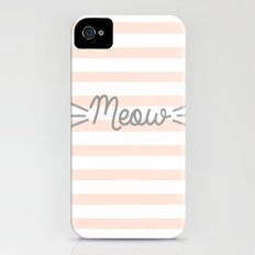 MEOW Slim Case iPhone (4, 4s)