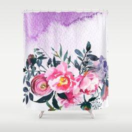 Flowers Bouquet 88 Shower Curtain