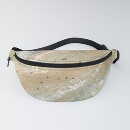 Sea of Gold Fanny Pack