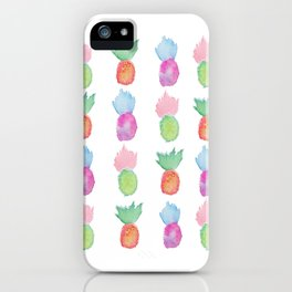 Pineapples for Days iPhone Case