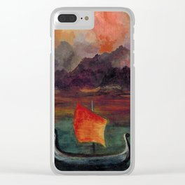 Setting Forth Clear iPhone Case