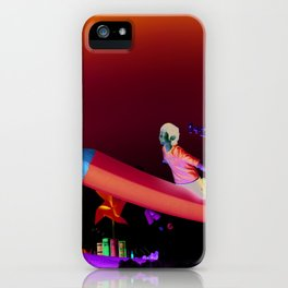 Dreaming in Education. iPhone Case
