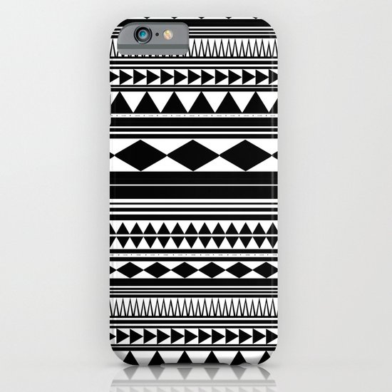 Tribal #5 iPhone & iPod Case