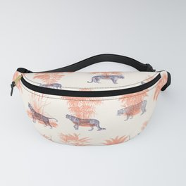 Where they Belong - Tigers Fanny Pack