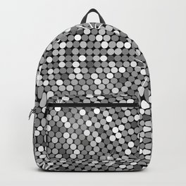 Cristal Disco Ball Backpack