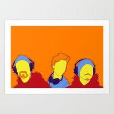 bonum sonos. Art Print