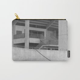 katowice stadion, texture photography, architecture Carry-All Pouch