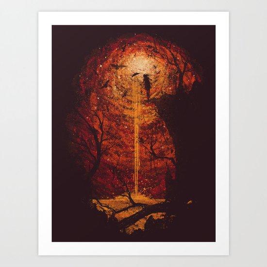 Living Water Art Print