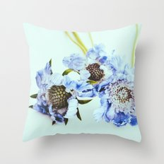 tangible  Throw Pillow