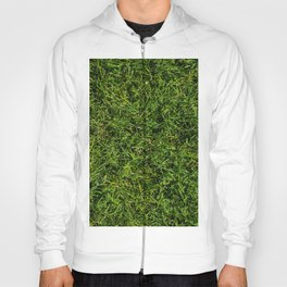 The Grass is Always Greener Right Here Hoody