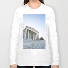 Skewed Politics Long Sleeve T-shirt