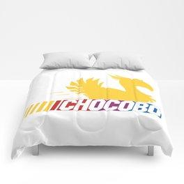 Nascar Chocobo Racing Comforters