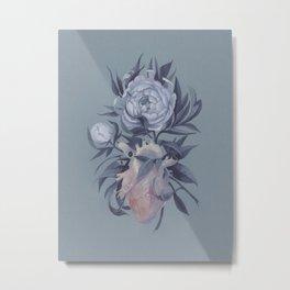 virtuous heart Metal Print