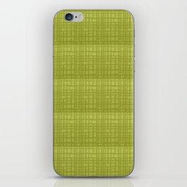 Blur grid iPhone Skin