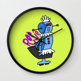 Rosie the Robot Wall Clock