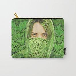 Billie Eilish slime Carry-All Pouch
