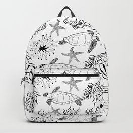 Underwater world Backpack