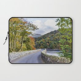 Follow the Road. Laptop Sleeve