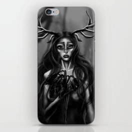 Horns iPhone Skin