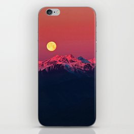 In The End #society6 #prints iPhone Skin