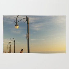 Santa Monica Pier 2 Rug