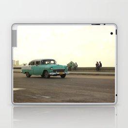 Cuba Cruising Laptop & iPad Skin