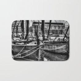 Thames Sailing Barges Bath Mat
