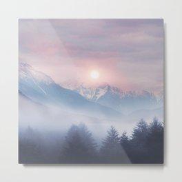 Pastel vibes 11 Metal Print