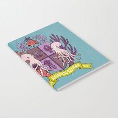 The Royal Aquarium Souvenir Shop Notebook