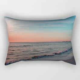 Faith Delivers Rectangular Pillow