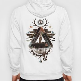 All Impossible Eye Hoody