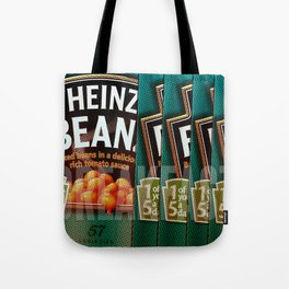 Pop Art Heinz Tote Bag