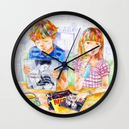 Pop Kids vol.7 Wall Clock