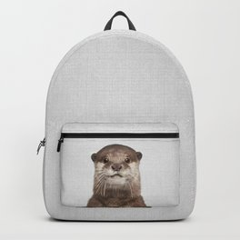 Otter - Colorful Backpack
