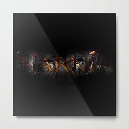 Narnia Metal Print