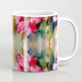 Floral Ribbon Coffee Mug