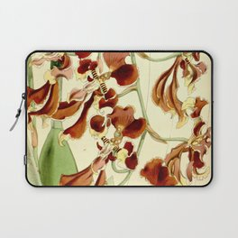 Cyrtochilum serratum Laptop Sleeve