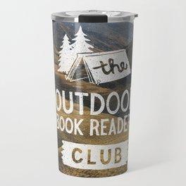 The Outdoor Book Readers Club Travel Mug