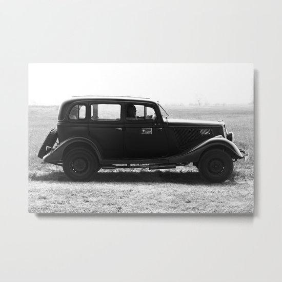 Russian Car 1945 Metal Print