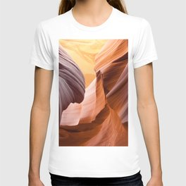 abstract picture T-shirt