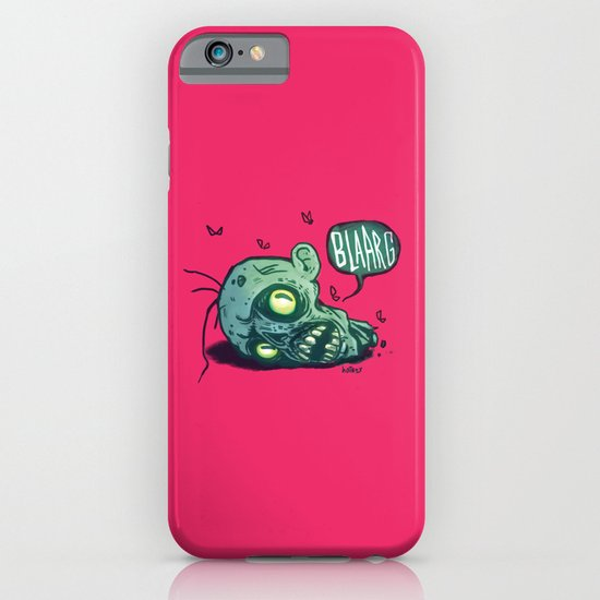 BLARG! iPhone & iPod Case