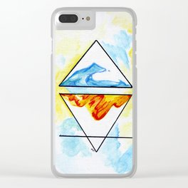Collide Clear iPhone Case
