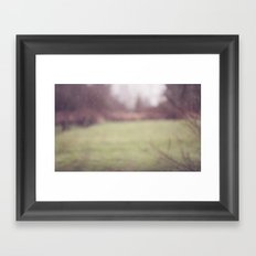 Lost in a Daydream Framed Art Print