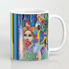 A Guarded Heart Coffee Mug