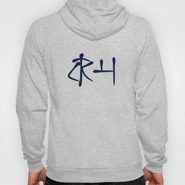 Postdiluvian Symbol - Blue Hoody