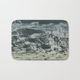 craterscape Bath Mat