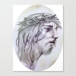 YHWH Canvas Print